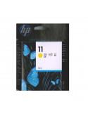 CARTUCHOS ORIGINALES HP Nº 11 AMARILLO C4838AE - C4837AE - C4836AE