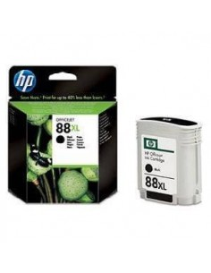CARTUCHO ORIGINAL HP 88 XL NEGRO XL C9396AE
