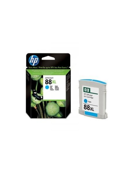 CARTUCHO ORIGINAL HP 88 XL CYAN C9391AE