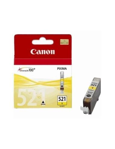 CARTUCHO ORIGINAL CANON 521 AMARILLO...