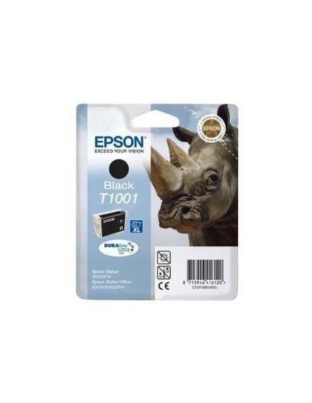 CARTUCHO ORIGINAL EPSON T1001 NEGRO
