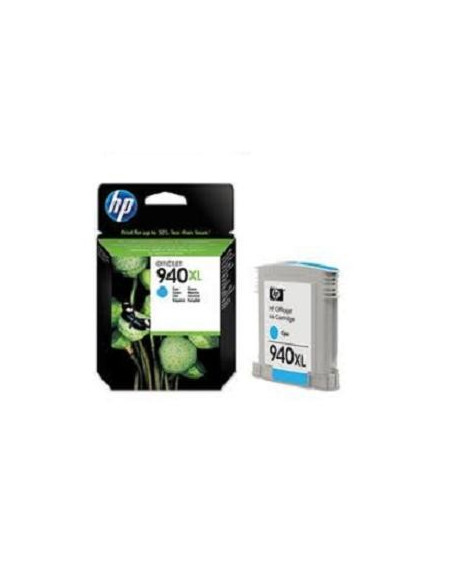 CARTUCHO ORIGINAL HP 940 XL CIAN C4907AE