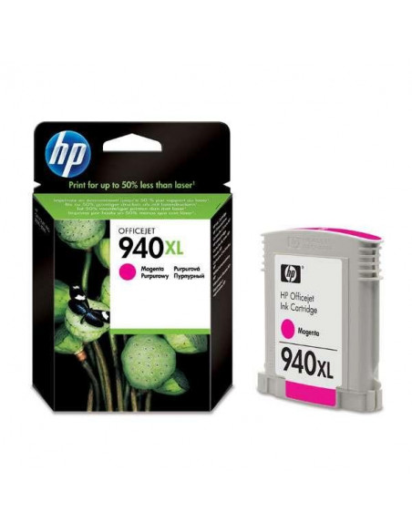 CARTUCHO ORIGINAL HP 940 XL MAGENTA C4908AE