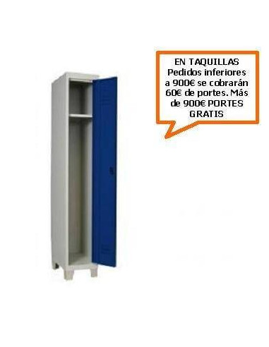 TAQUILLA - ARMARIO MONOBLOCK DE 300MM. DE 1 PUERTA