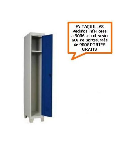 TAQUILLA - ARMARIO MONOBLOCK DE 400MM.