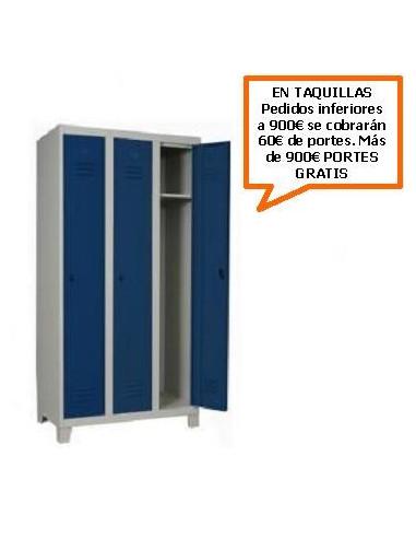 TAQUILLA - ARMARIO MONOBLOCK DE...