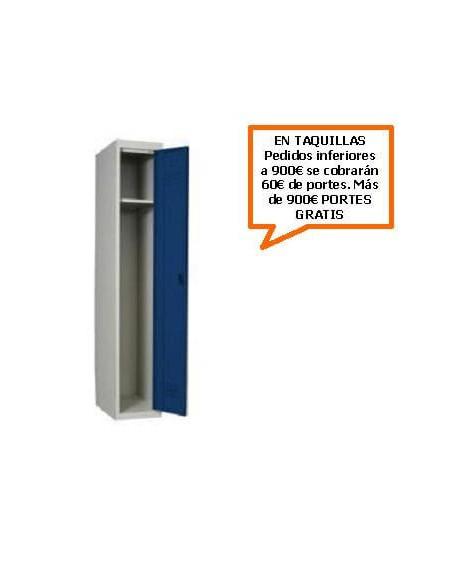 TAQUILLA - ARMARIO DESMONTABLE PRINCIPAL 300MM. DE ANCHO CON 1 PUERTA