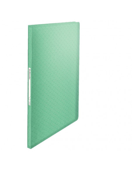 CARPETA DE 40 FUNDAS ESSELTE FABRICDADA EN POLIPROPILENO COLOUR ICE VERDE