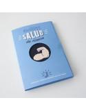 "CALCETINES DESIGNER SOUVENIR DE ""LA SALUD DE HIERRO"" IDEAL PARA REGALAR TALLA L (43-47)"