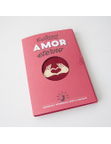 "CALCETINES DESIGNER SOUVENIR DE ""AMOR ETERNO"" IDEAL PARA REGALAR TALLA L (43-47)"