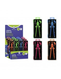 COMPAS AUTOMATICO DE BISMARK EN COLOR NEON BASIC DISPONIBLE EN 4 COLORES