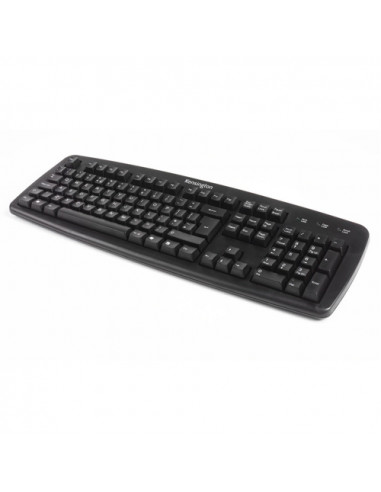 TECLADO KENSINGTON VALUE KEYBOARD NEGRO