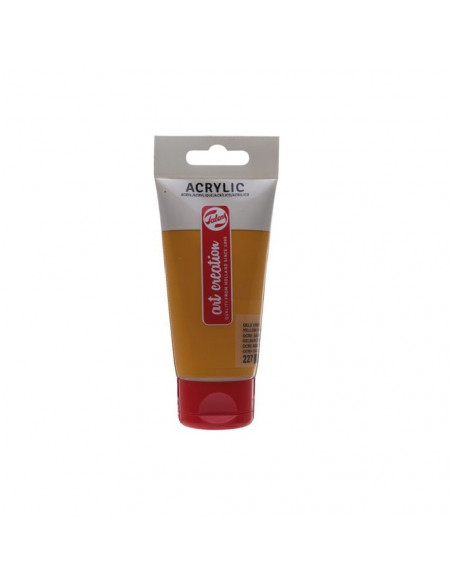 ACRILICO EN TUBO DE 75 ML TALENS ART CREATION COLOR OCRE