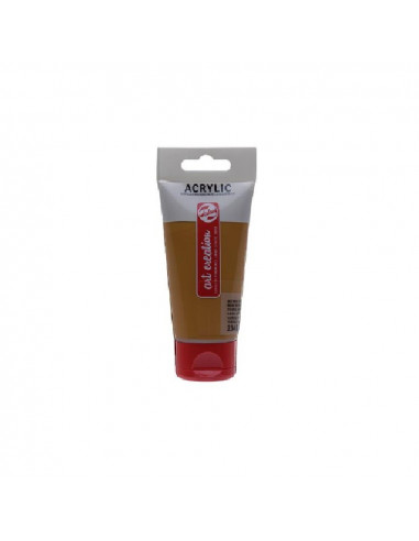 ACRILICO EN TUBO DE 75 ML TALENS ART CREATION COLOR SIENA NATURAL