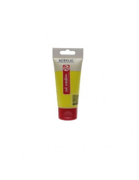 ACRILICO EN TUBO DE 75 ML TALENS ART CREATION COLOR AMARILLO AZO LIMON