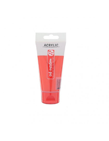 ACRILICO EN TUBO DE 75 ML TALENS ART CREATION COLOR ROJO NAFTOL MEDIO