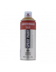 SPRAY ACRILICO 400 ML AMSTERDAM ORO OSCURO