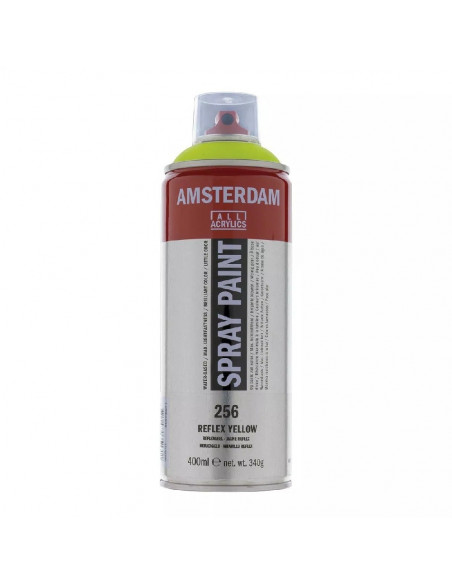 SPRAY ACRILICO 400 ML AMSTERDAM AMARILLO REFLEX
