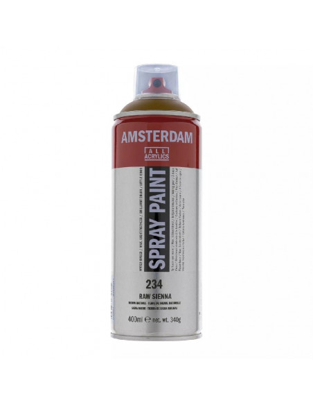 SPRAY ACRILICO 400 ML AMSTERDAM SIENA NATURAL