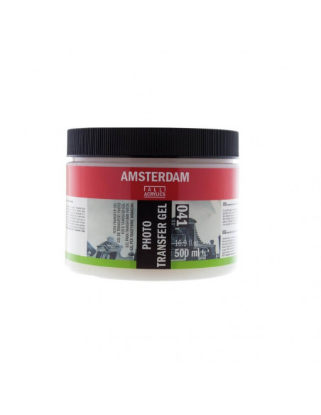 AMSTERDAM GEL PARA TRANSFERIR FOTOS 500 ML