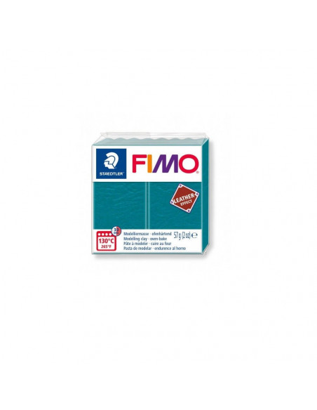 FIMO LEATHER EFFECT 57 GR LAGUNA