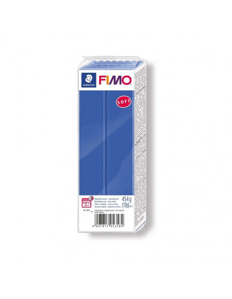 FIMO SOFT 454 G AZUL BRILLANTE