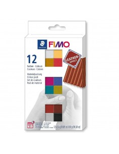 FIMO EFFECT PACK 12 MEDIAS...