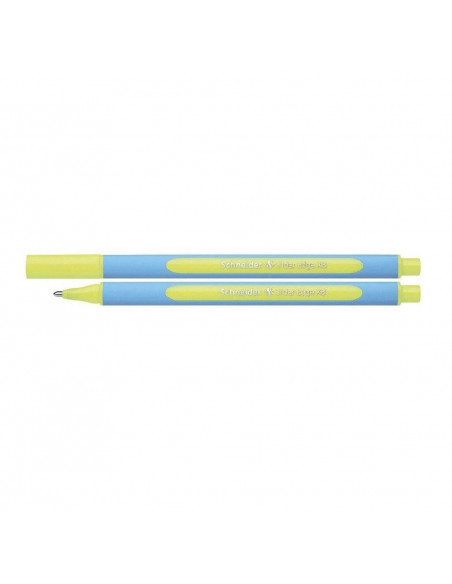 BALLPOINT PEN SLIDER EDGE XB AMARILLO
