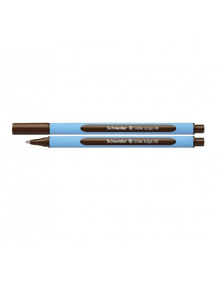 BALLPOINT PEN SLIDER EDGE XB MARRON