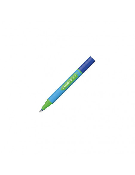 BALLPOINT PEN SLIDER LINK-IT AZUL