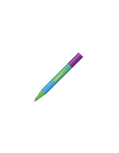 BALLPOINT PEN SLIDER LINK-IT VIOLETA