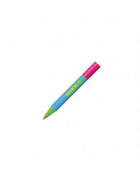 BALLPOINT PEN SLIDER LINK-IT ROSA
