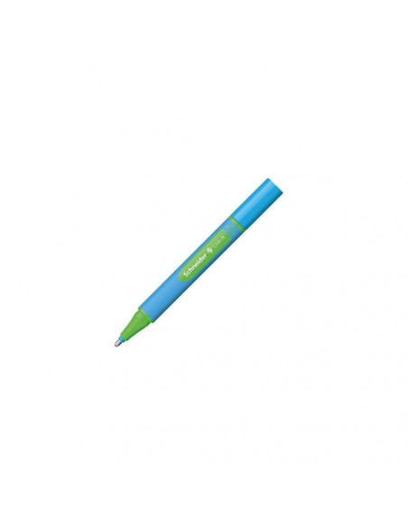 BALLPOINT PEN SLIDER LINK-IT AZUL CLARO