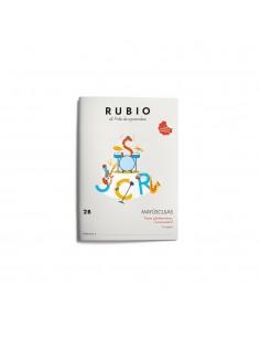 CUADERNO RUBIO MAYUSCULAS 2B