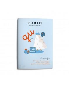 CUADERNO RUBIO ORTOGRAFIA 3...