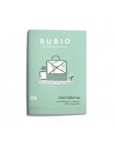 CUADERNO ESCRITURA RUBIO 06...