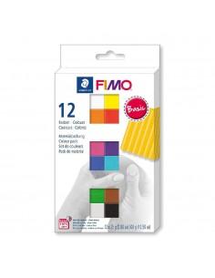 FIMO SOFT BASIC PACK 12...