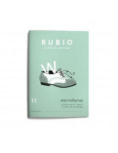 CUADERNO ESCRITURA RUBIO 11...