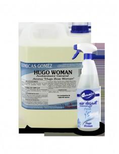 HUGO WOMAN AMBIENTADOR...
