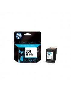 CART. HP DESKJET Nº 301 NEGRO 2050/J510 190 PG CH561EE