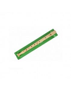 FLAUTA HOHNER PLASTICO CON FUNDA 9508 VE