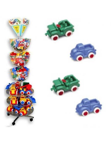 COCHES INFANTILES VIKINTOYS MAXI CARS