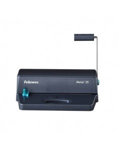 ENCUADERNADORA METAL 25 FELLOWES
