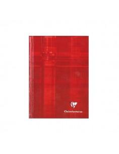 CUADERNO CLAIREFONTAINE OCTAVO 5 X 5 96 HOJAS (69502)