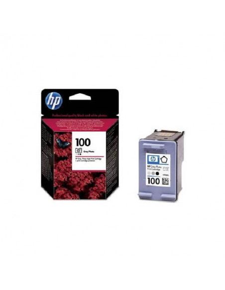 CARTUCHO HP DESKJET Nº 100 GRIS 6540D/6543D
