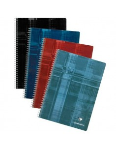 CUADERNO CLAIREFONTAINE SEYES A4 210 X 297 90 GR