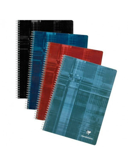 CUADERNO CLAIREFONTAINE SEYES A4 210 X 2