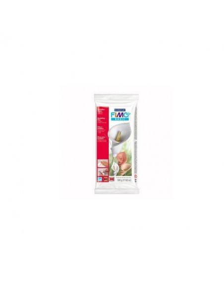 FIMO AIR BASIC 500 GR BLANCO