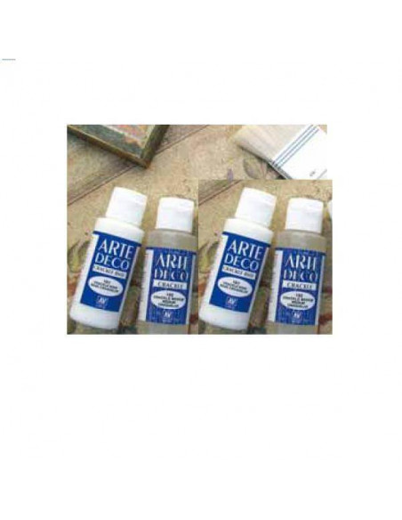 ARTE DECO AUXILIAR 60ML BARNIZ BRILLANTE