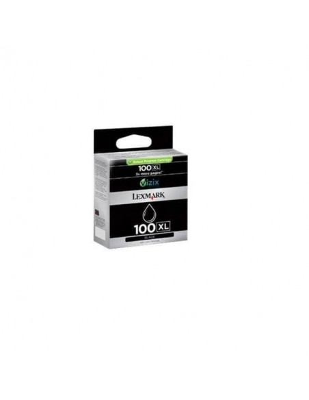CARTUCHO LEXMARK 100XL COLOR NEGRO S305/405 RETUR